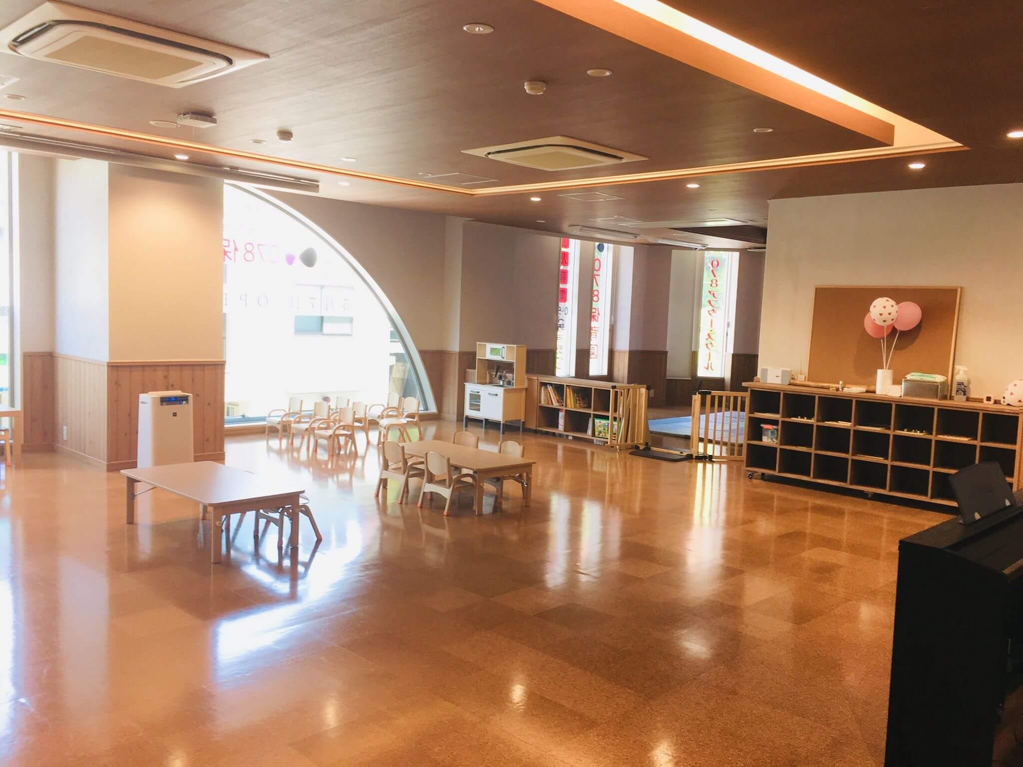 神戸市東灘区御影の保育園コワーキングスペース078withkids